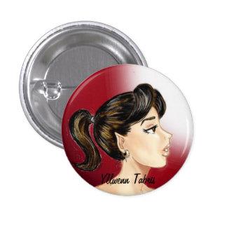 Yllwenn 1 Inch Round Button