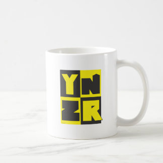YNZR Graphic, on promotional products Coffee Mug