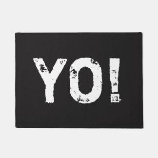 YO! Door Mat