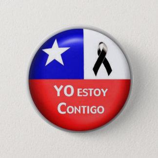 Yo Estoy Contigo - 2010 2 Inch Round Button