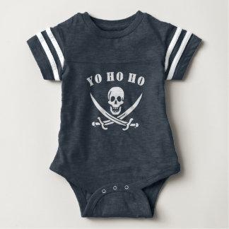 Yo Ho Ho Baby Bodysuit