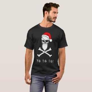 Yo Ho Ho Pirate Christmas T-Shirt