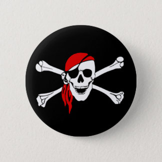 Yo Ho Pirate Button