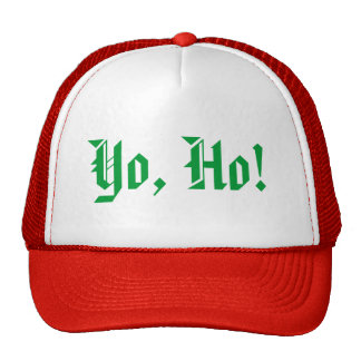 Yo, Ho! Trucker Hat