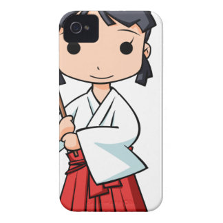 Yo! Miyako English story Omiya Saitama Yuru-chara Case-Mate iPhone 4 Case