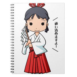 Yo! Miyako English story Omiya Saitama Yuru-chara Notebooks