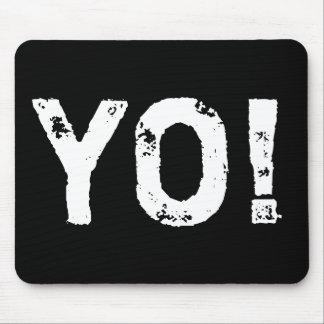 YO! Mousepad