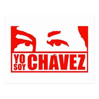 Yo Soy Chávez - Hugo Chávez - Venezuela Postcard