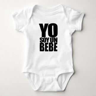 Yo Soy Un Bebe Baby Bodysuit