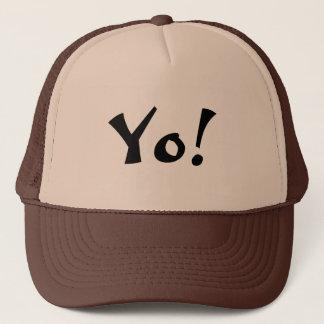 Yo! Trucker Hat