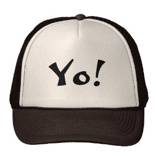 Yo! Trucker Hat