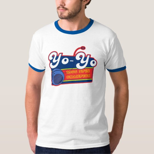 Yo-Yo Spin Champion T-Shirt
