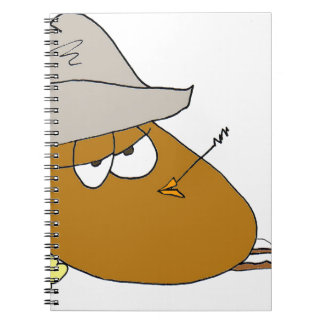 Yoakie the Pickled Egg is just Chillin Notebooks