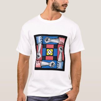 Yod - The Closed Hand T-Shirt