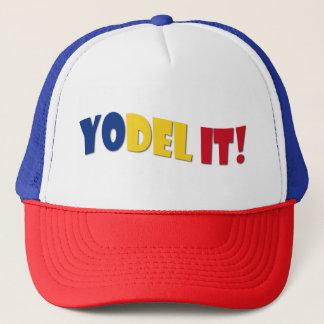 Yodel It! Trucker Hat