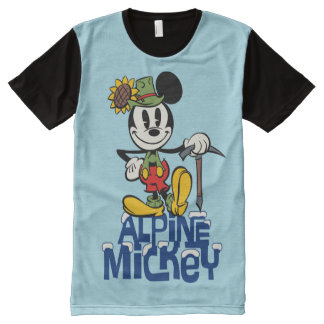 Yodelberg Mickey | Alpine Mickey