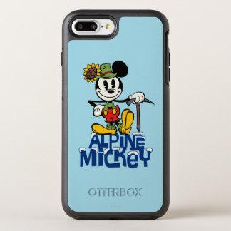 Yodelberg Mickey   Alpine Mickey OtterBox Symmetry iPhone 7 Plus Case