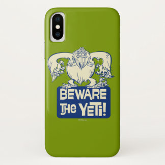 Yodelberg Mickey | Beware the Yeti Case-Mate iPhone Case