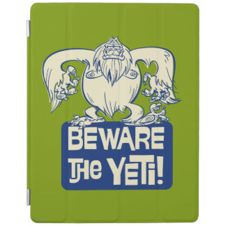 Yodelberg Mickey | Beware the Yeti iPad Cover