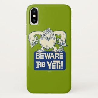 Yodelberg Mickey | Beware the Yeti iPhone X Case