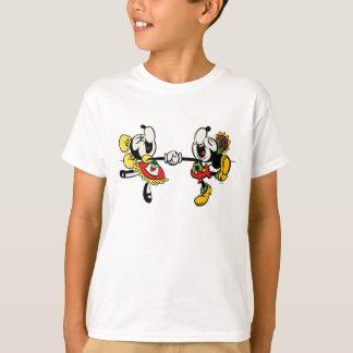 Yodelberg Mickey | Holding Hands T-Shirt