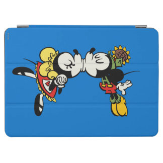 Yodelberg Mickey | Kissing iPad Air Cover