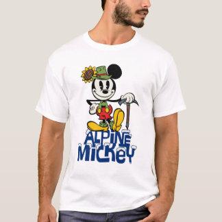 Yodelberg Mickey | Mickey alpin T-shirt