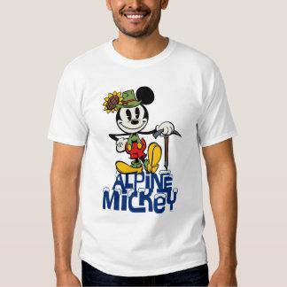 Yodelberg Mickey | Mickey alpin Tee-shirt