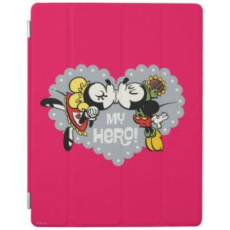 Yodelberg Mickey | Minnie and Mickey Kiss iPad Cover