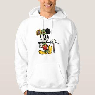 Yodelberg Mickey | Standing Proud Hoodie
