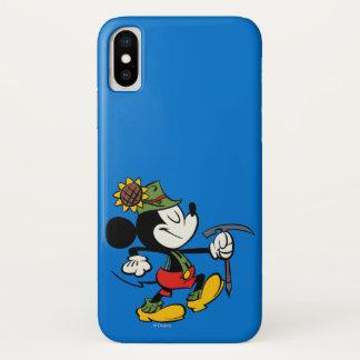 Yodelberg Mickey | Walking Happy iPhone X Case