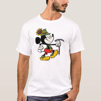Yodelberg Mickey | Walking Happy T-Shirt