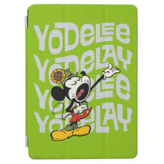 Yodelberg Mickey | Yodel iPad Air Cover