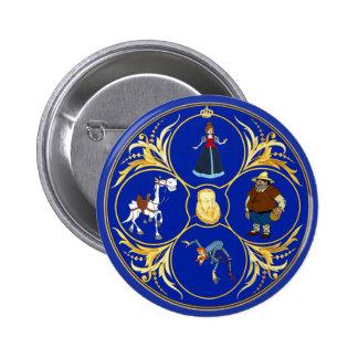 #YoEstrellaCervantes / www.estrellacervantes.es 2 Inch Round Button