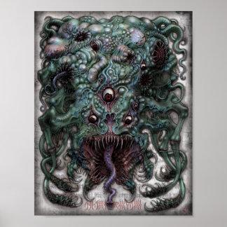 Yog-Sothoth 8.5x11 Poster