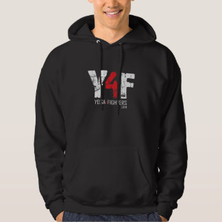 Yoga 4 Fighters Logo Hoodie