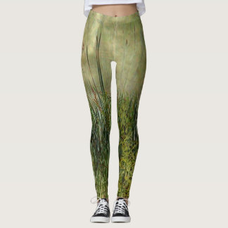 Yoga and spare time trousers meadow leggings