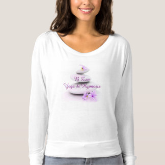 Yoga apparel t-shirt