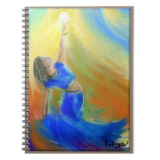 Yoga Art Notebook