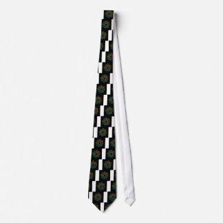 Yoga art tie