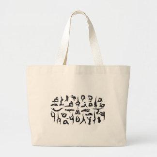 Yoga Canvas Bags