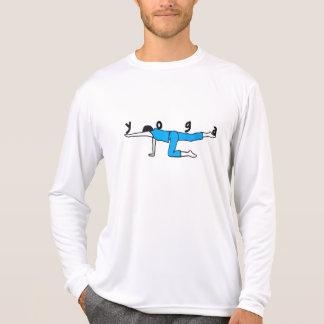 Yoga Balance - Yoga Workout Clothing Men T-Shirt