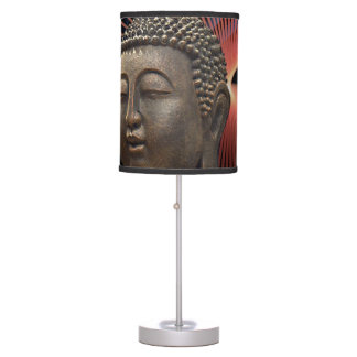 Yoga Buddha Relaxing Style Table Lamps