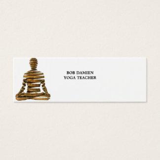 YOGA BUSINESS CARD