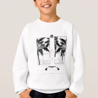 Yoga BW Sweatshirt