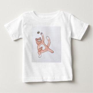 Yoga Cat baby Tee