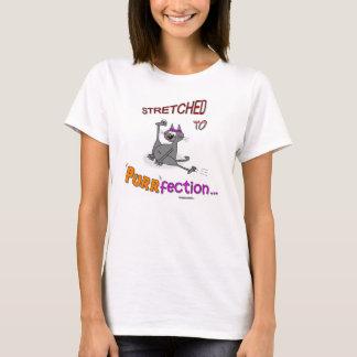 Yoga Cat T shirt