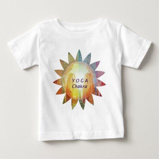 Yoga Chakra Baby T-Shirt