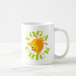 Yoga Chick Coffee Mug