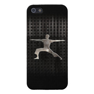 Yoga; Cool Black iPhone 5/5S Cover